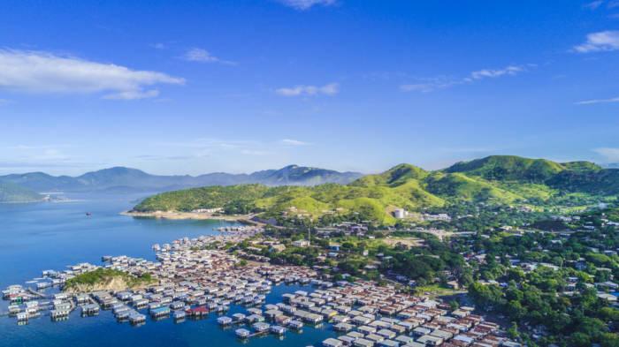 Papua Nova-Guiné é conhecida pela sua grande diversidade cultural.
