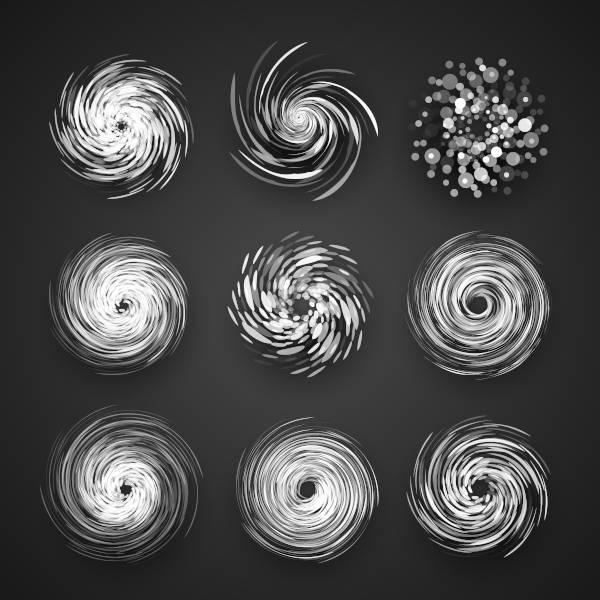 Os ciclones são classificados segundo a sua origem, intensidade e também por suas características, como formato e circulação do ar.