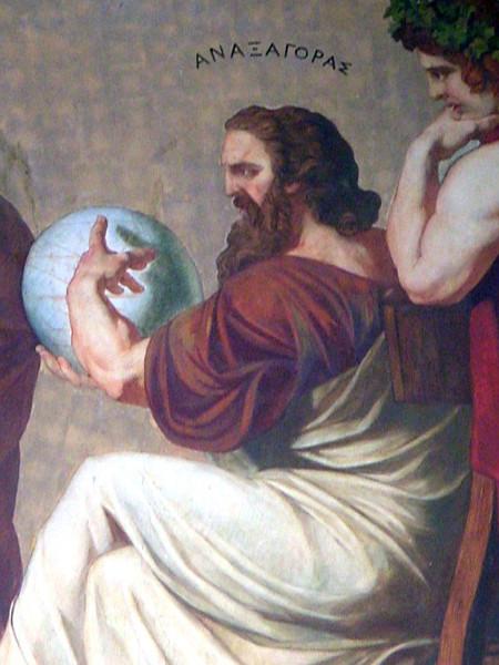 Para Anaxágoras, as sementes seriam a origem de todo o Universo.