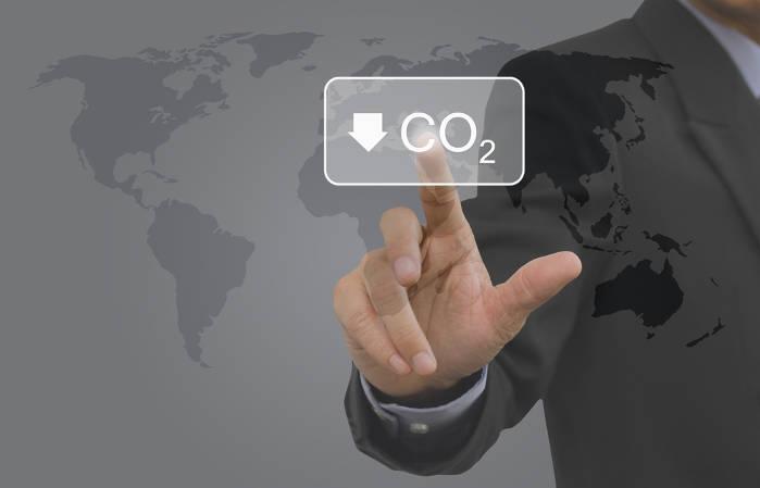 Créditos de carbono representam a não emissão de dióxido de carbono à atmosfera.