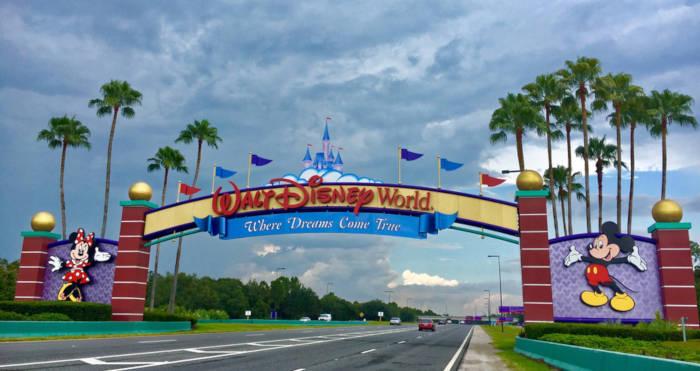 Orlando é a cidade mais visitada dos Estados Unidos. *****