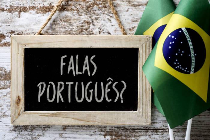 Há países em todos os continentes que falam português.