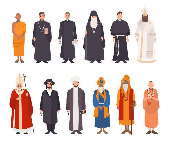 Estado laico é aquele que não adota religião oficial, promove a liberdade religiosa e protege, igualmente, aqueles que não optarem por uma crença.
