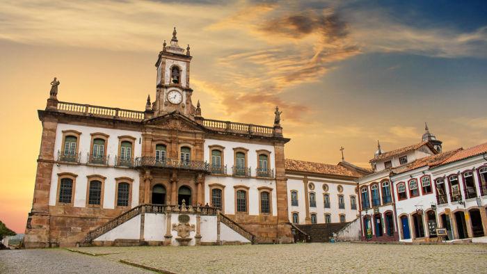 Vila Rica, atual Ouro Preto, foi o palco de uma das mais importantes revoltas do período colonial do Brasil.