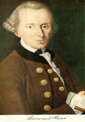 Kant encerra a querela entre racionalistas e empiristas.