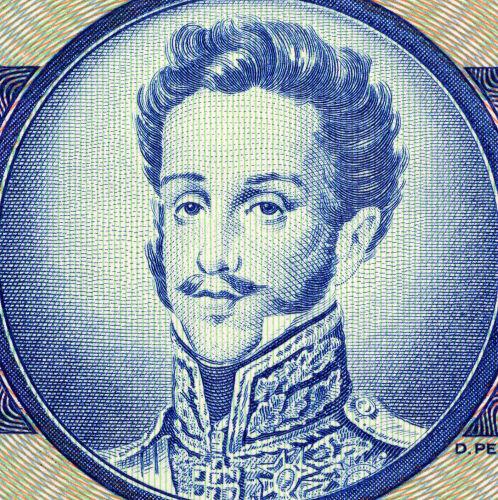 Em 9 de janeiro de 1822, d. Pedro anunciou o Dia do Fico, contrariando as ordens das Cortes de Portugal.