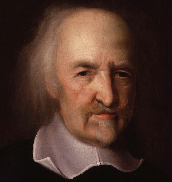 Para Thomas Hobbes, o conhecimento é formado por diferentes graus.