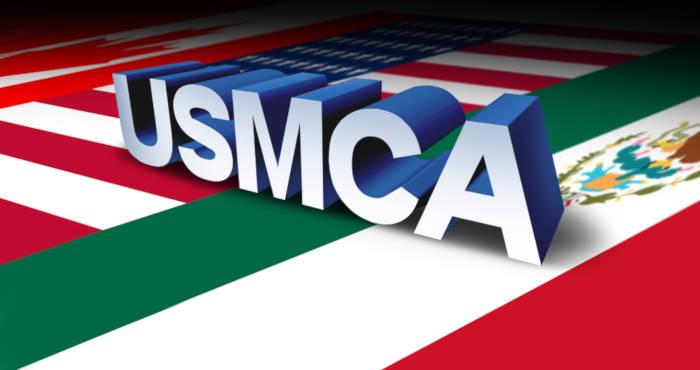USMCA corresponde à sigla em inglês para o acordo comercial firmado entre Canadá, Estados Unidos e México.