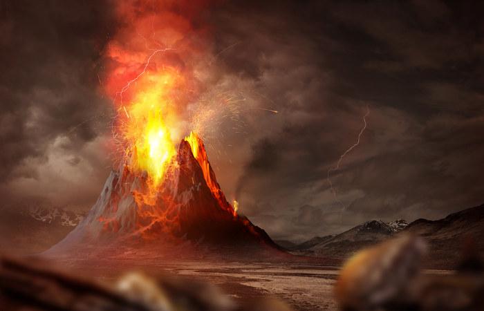 A hipótese de Oparin e Haldane diz que a atmosfera primitiva sofria ação de radiação e descargas elétricas.