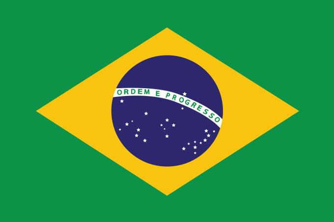 A bandeira do Brasil República indica as cores da bandeira do Império. O verde representa a dinastia dos Bragança, o amarelo, a dos Habsburgo.