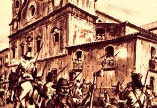 A Cabanagem foi uma das maiores revoltas com participação popular da história do Brasil.