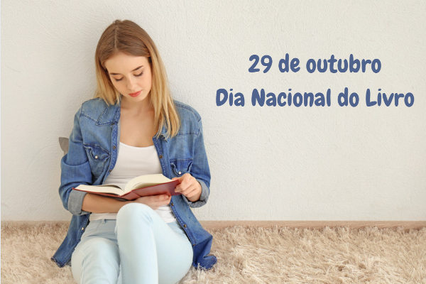 O Dia Nacional do Livro é uma data que merece ser celebrada, haja vista a importância da leitura para a formação do indivíduo.