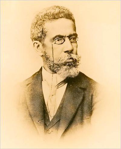 Machado de Assis, cronista e romancista do realismo brasileiro.