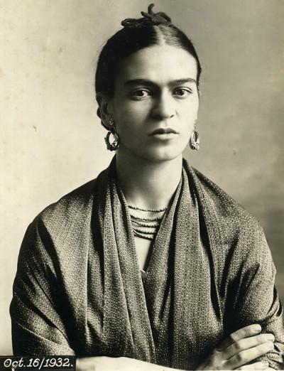 Mexicana Frida Kahlo é uma das maiores artistas da história. [1]