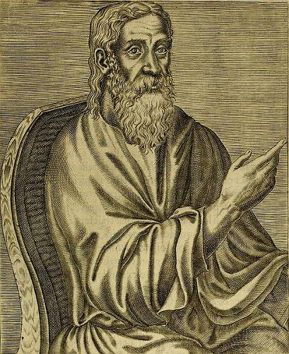 O teólogo e filósofo cristão, Clemente de Alexandria, deixou relatos acerca do debate sobre o nascimento de Jesus.