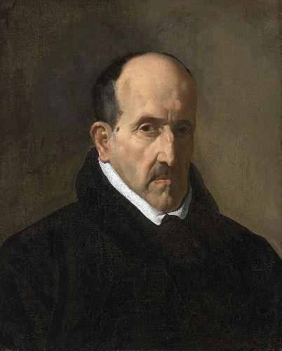 Luís de Gôngora y Argote, o poeta responsável por criar o gongorismo na poesia barroca.