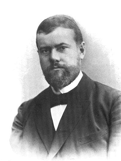 Max Weber foi um dos principais teóricos a falar sobre os processos de socialização e as instituições sociais.