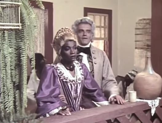 Chica da Silva foi uma das mulheres negras mais famosas da história do Brasil e foi representada no cinema e na televisão.[1]