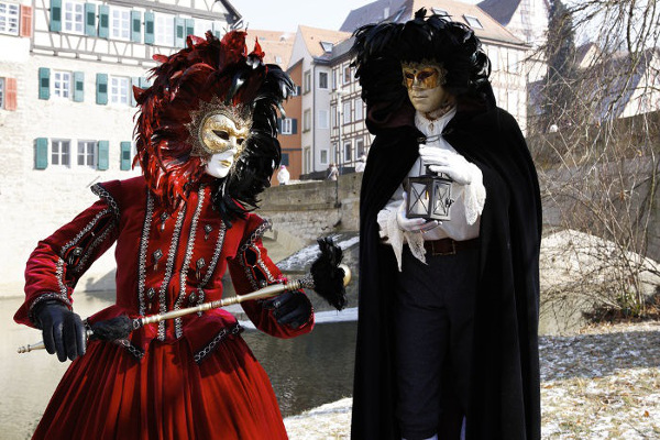 O Carnaval surgiu na Idade Média como um período de celebrações antes da Quaresma.
