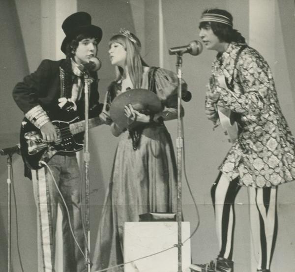 Os Mutantes foram um dos principais grupos musicais do movimento tropicália.