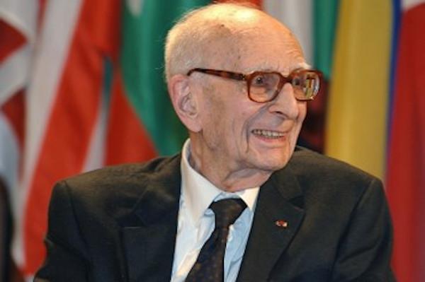 Claude Lévi-Strauss, antropólogo estruturalista. [1]