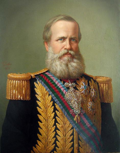 D. Pedro II foi imperador do Brasil por 49 anos.