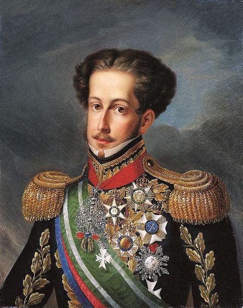 D. Pedro I declarou a Independência do Brasil.