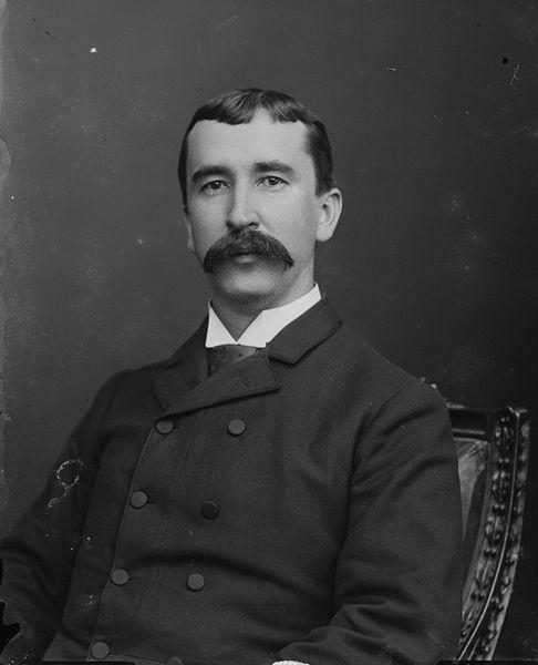 Herbert Baxter Adams foi o primeiro intelectual a pronunciar o termo ciência política.