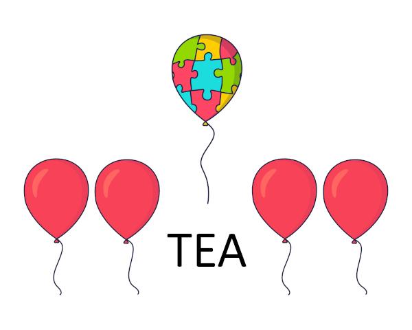 O quebra-cabeça é usado para simbolizar o TEA, pois faz referência à complexidade do transtorno.