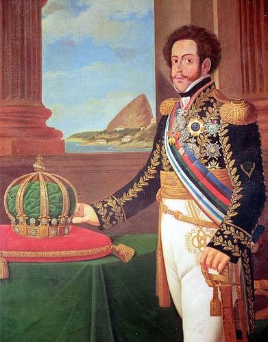 A primeira Constituição do Brasil foi outorgada por d. Pedro I, imperador do Brasil, no dia 25 de março de 1824. [1]