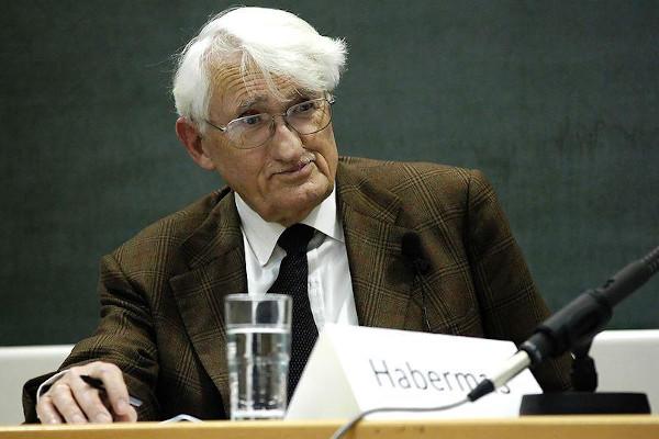 Jürgen Habermas é um dos mais célebres pensadores da segunda geração da Escola de Frankfurt.