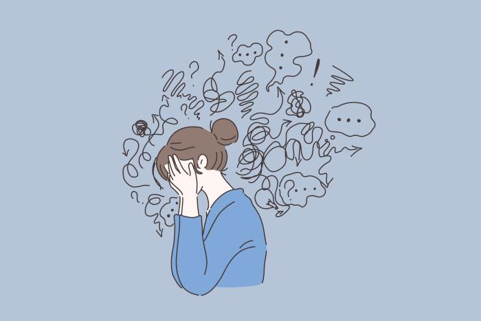 A experiência da ansiedade é um exemplo de como somos conduzidos a refletir sobre nossa existência.