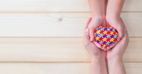 Símbolo do Transtorno do Espectro Autista