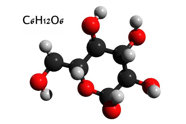 A glicose é um carboidrato com seis carbonos que apresenta como função fornecer energia aos seres vivos.