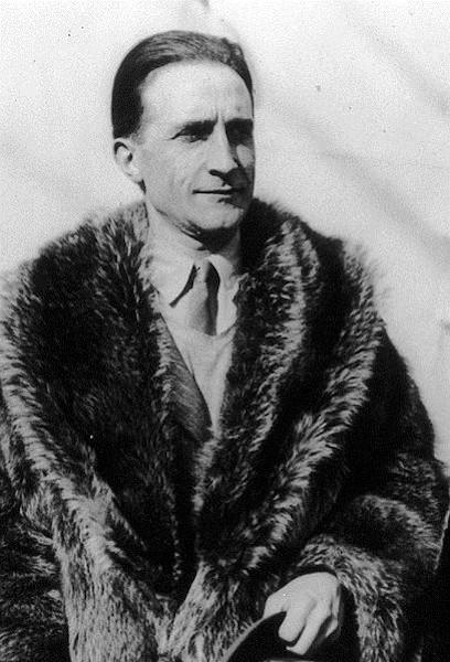 Marcel Duchamp, em 1927.
