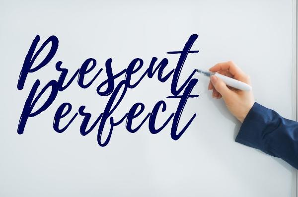 O present perfect pode ter um tempo variável ou estável.