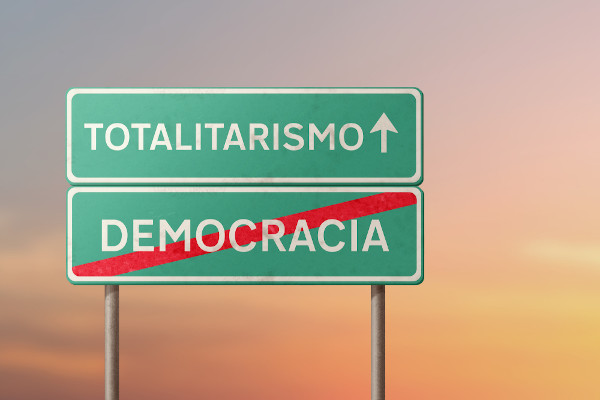 Os regimes de governo dizem respeito ao modo como o governante exerce o poder sobre seus governados.