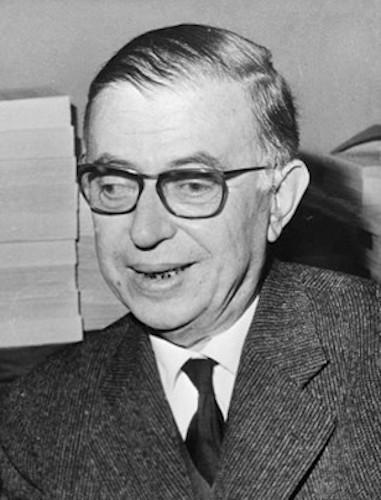 Jean-Paul Sartre é um dos nomes mais famosos do existencialismo.