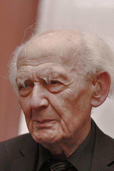 Zygmunt Bauman, o sociólogo polonês que desenvolveu o conceito de modernidade líquida.[1]