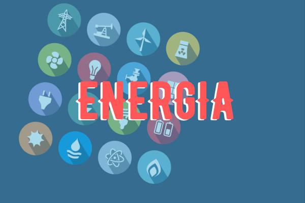 A energia pode expressar-se de diferentes formas.