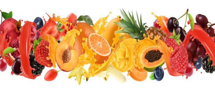Os nomes das frutas em espanhol ajudam a apliarmos nosso vocabulário.