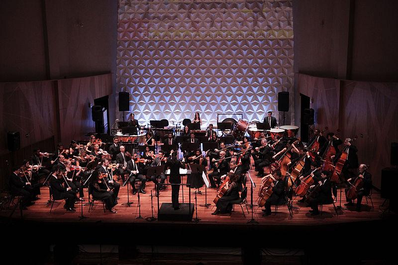 Orquestra Sinfônica Nacional na XXI Bienal de Música Brasileira Contemporânea. [4]