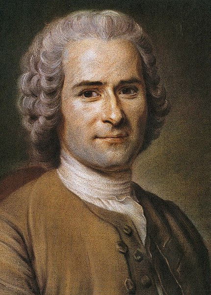 Rousseau foi um dos principais filósofos da Modernidade, talvez o principal do iluminismo francês, e um importante filósofo contratualista.
