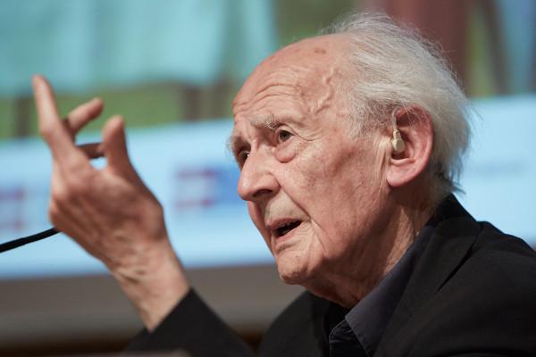 Zygmunt Bauman é um dos principais sociólogos dos séculos XX e XXI. [1]