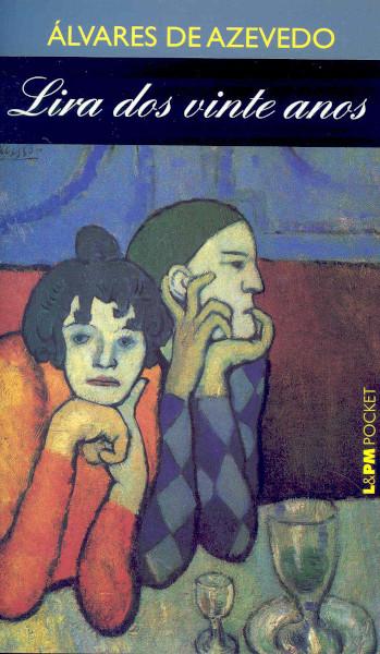 """Capa do livro """"Lira dos vinte anos"""", de Álvares de Azevedo, publicado pela editora L&PM. [1]"""