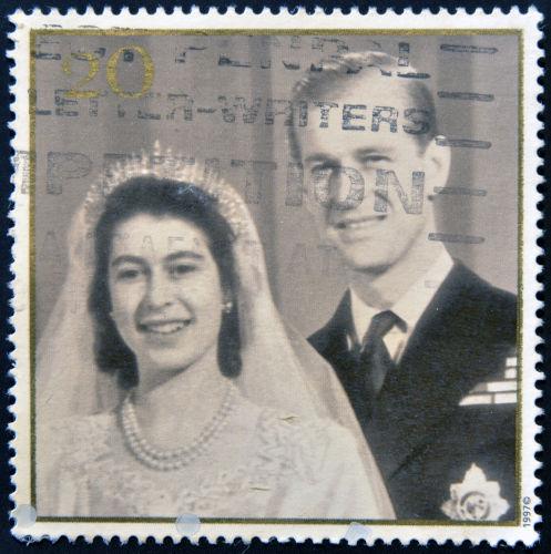 Elizabeth casou-se com Philip em 20 de novembro de 1947 e tiveram quatro filhos.[2]