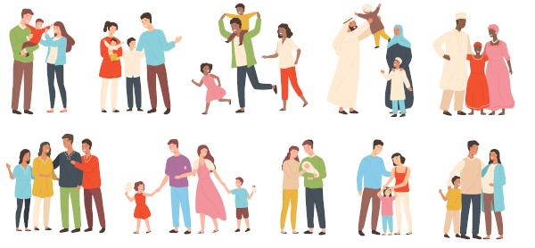 A família é a instituição social mais antiga da humanidade.