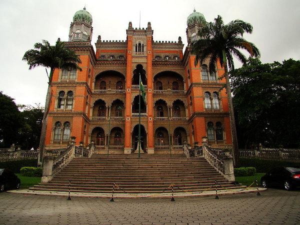 Fundação Oswaldo Cruz (Fiocruz), uma das mais importantes instituições mundiais de pesquisa em saúde pública. [1]