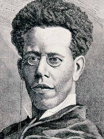 Nascido no Brasil, Gonçalves Crespo era filho de um português e de uma escrava.