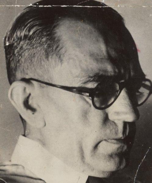 Graciliano Ramos, um dos maiores autores da literatura brasileira.